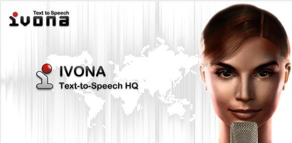 ������ ����� ������� ����������� ������ Amazon ��� ���� Ivona ���� ����� Text-To-Speech
