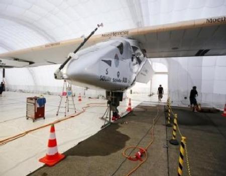 اطلاق طائرة تعمل بالطاقة الشمسية في أجواء غابات الأمازون المطيرة