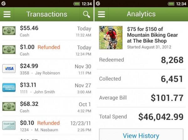 تطبيق Groupon Merchants يتيح للمستخدمين قبول الدفع بواسطة هواتفهم الذكية - تحديث تطبيق الأندرويد