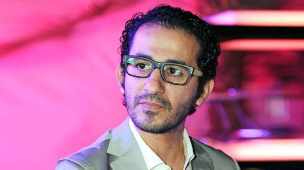 اخبار احمد حلمي 2014 , أحمد حلمي بالعناية المركزة بعد استئصال ورم سرطاني