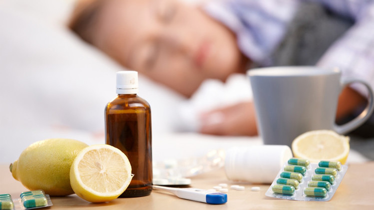 طرق علاج الزكام و انسداد الأنف بدون أدوية الطب البديل