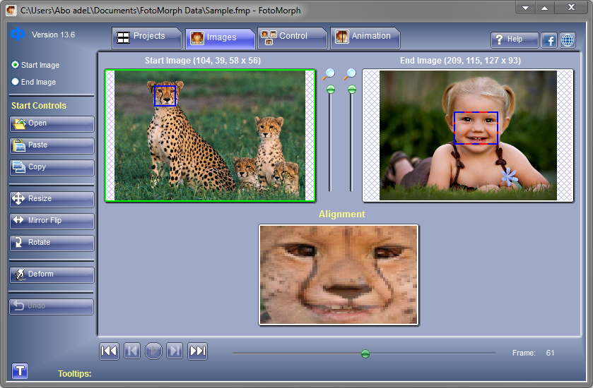 تحميل برنامج FotoMorph 2013 , برنامج FotoMorph 13.7.2 برنامج رائع للتلاعب بالصور وإضافة المؤثرات
