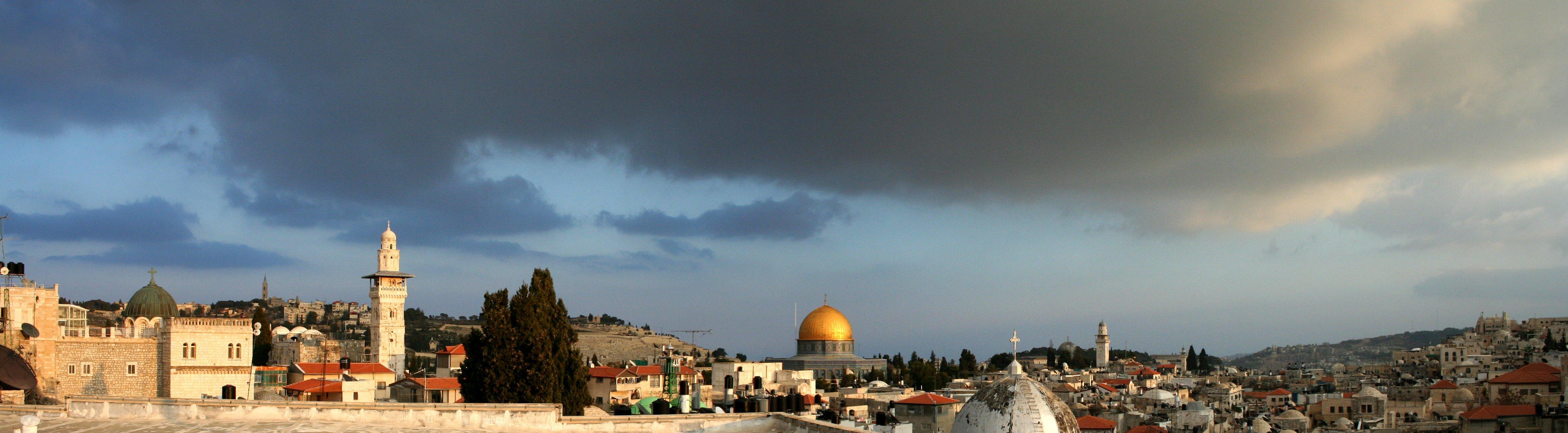 معلومات علمية وجغرافية عن مدينة القدس
