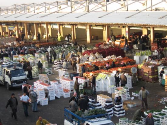 اسباب اغلاق السوق المركزي للخضار في عمان من الأربعاء حتى الجمعة 25-12-2015