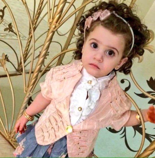 بالفيديو - شاهد أول ظهور للطفلة المختطفة جوري الخالدي بعد العثور عليها