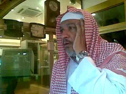 عاجل - وفاة مؤذن الحرم المكي فضيلة الشيخ محمد سراج معروف