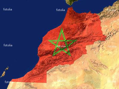 كم عدد سكان المغرب - ما هو عدد سكان المغرب - صور خريطه المغرب