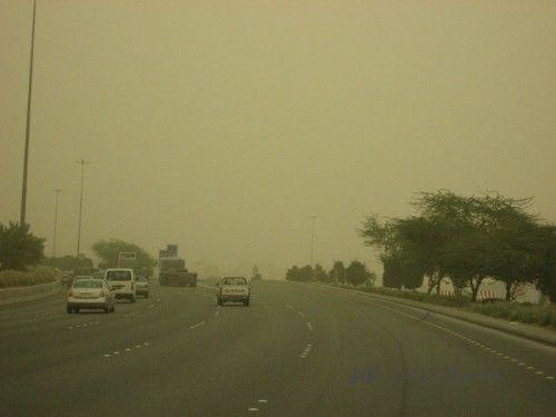 صور غبار المدينه الثلآثاء 10 - 6 - 1433  , غبار المدينة