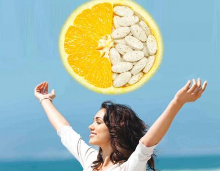 جرعة من فيتامين سي لصحة الأوعية الدموية