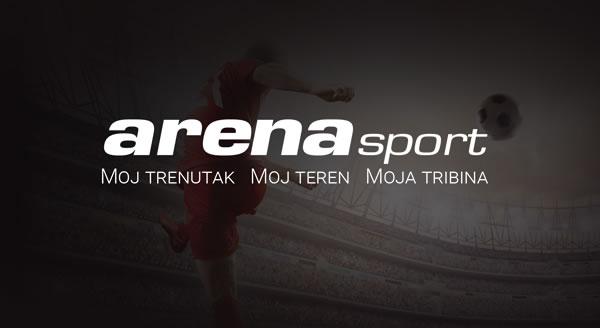 ترددات قنوات ارينا سبورت Arena Sport على قمر  يوتل سات 16