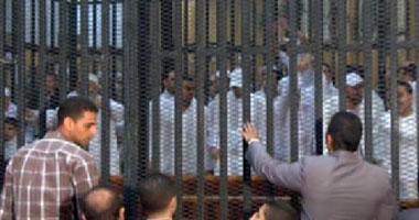 اخر اخبار محاكمة المتهمين في احداث مجزرة بورسعيد 17/4/2012