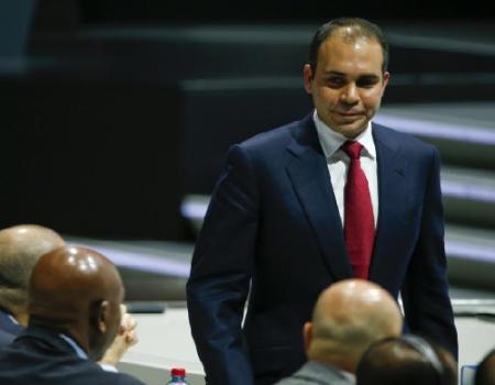 الأميرعلي بن الحسين سأتشاور مع الاتحادات حول الترشح مجدداً فيفا