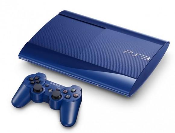 الوان جديدة للـ PS3 Super Slim - تأكيد موعد وصول الألوان الجديدة للـ PS3 لأوروبا