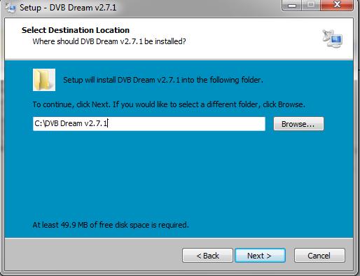 تحديث جديد لنسخة الدريم 2.7.1 مع التفعيل النهائى وملف 4 أقمار وموديلز الباور فيو