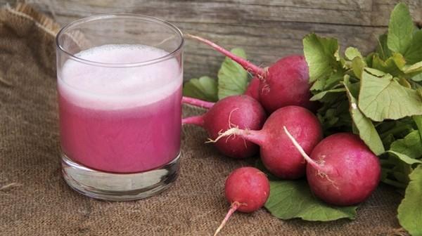 كيف تخسيسين الارداف - عصير الفجل للتخسيس