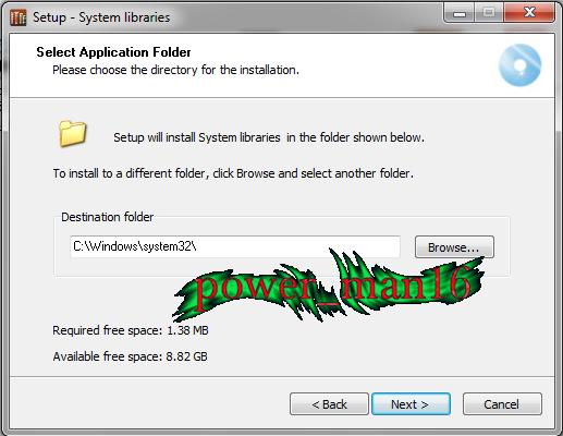 برنامج صغير لحل مشكلة عدم وجود الملفات vhelper.md و libssl32.dll و libeay32.dll 69648609206286978352