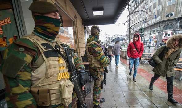 الخارجية الأردنية تحذر رعاياها في بروكسل لا تخرجوا من منازلكم