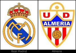 مشاهدة مباراة ريال مدريد وألميريا بث مباشر يوم السبت 23/11/2013 في الدوري الأسباني