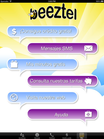 برنامج بيزتل – برنامج المكالمات المجانية – برنامج الرسائل المجانية – برنامج Free sms and call