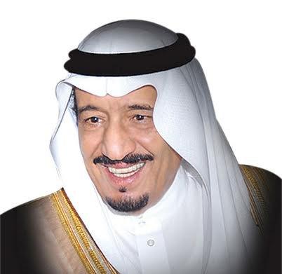 الملك سلمان بن عبدالعزيز آل سعود الشخصية العربية الأولى لعام 2015