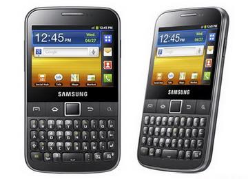 سامسونج جلاكسي واي مواصفات ومميزات Samsung Galaxy Y Pro