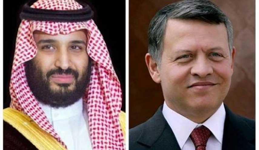 هل يستعيد الأردن الحجاز من آل سعود , رفع صوت الملك عبدالله على محمد بن سلمان