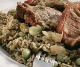 تحضير ارز باللحمة بطريقة جديدة و شهية