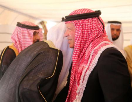 جلالة الملك عبدالله الثاني وحدة الأردنيين مصدر قوتنا وافتخارنا