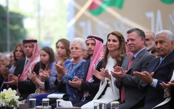 النشامى يحتفلون بعيد إلاستقلال الاردني 69 بجدة 2015