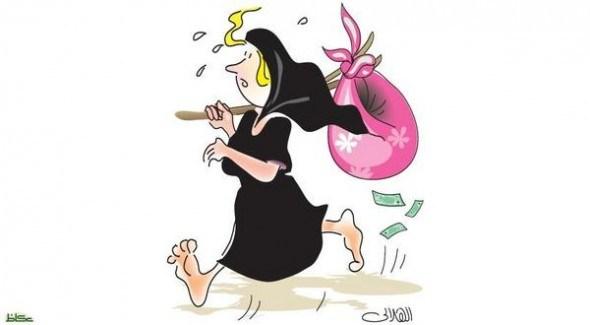 تفاصيل البحث عن فتاة هاربة بثلاث ملايين ريال سعودي قضية نصب واحتيال مالي