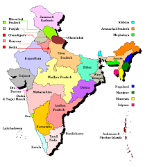 كم عدد سكان الهند - ما هو عدد سكان الهند - صور خريطه الهند