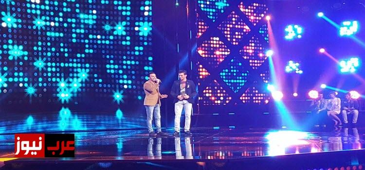 اغنية علي ورافاييل بترحلك مشوار أنا اللي عليكي مشتاق في برنامج 11 Star Academy