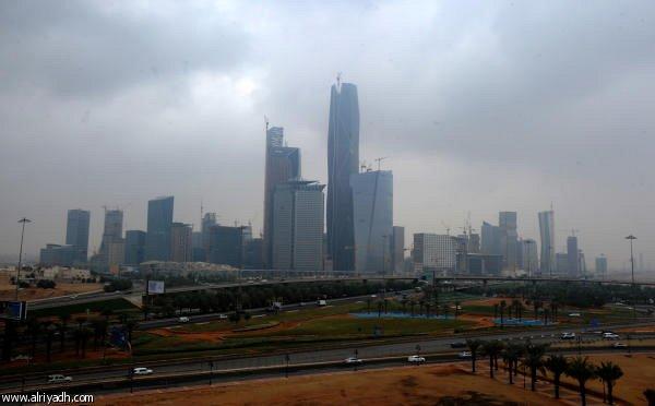 تعليق الدراسة في الرياض والخرج يوم غد الأربعاء 13-2-1437