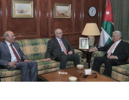 رئيس الوزراء الدكتور عبدالله النسور لن نسمح بتعكير العلاقات الأردنية الفلسطينية