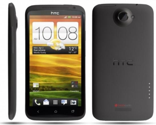 اتش تي سي ون اكس HTC One X الهاتف الجديد - HTC تكشف عن هاتف HTC One X في MWC 2012