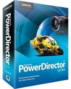 CyberLink PowerDirector 11 Ultra v 11.0.0.2418