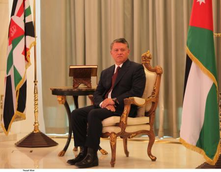التاسع من حزيران عيد الجلوس الملكي عرش المملكة الأردنية الهاشمية