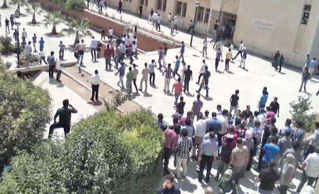 القبض على 7 اشخاص متورطين بأعمال الشغب والمشاجرات التي وقعت في جامعة آل البيت
