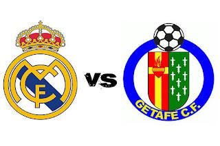 بث مباشر مباراة ريال مدريد وخيتافي 26/8/2012 اون لاين Watch Match Real Madrid and Getafe