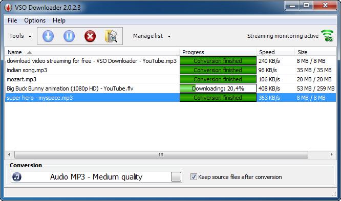 تحميل برنامج VSO Downloader 2013 , تنزيل برنامج VSO Downloader 3.0.0.18 برنامج تسريع تحميل الملفات