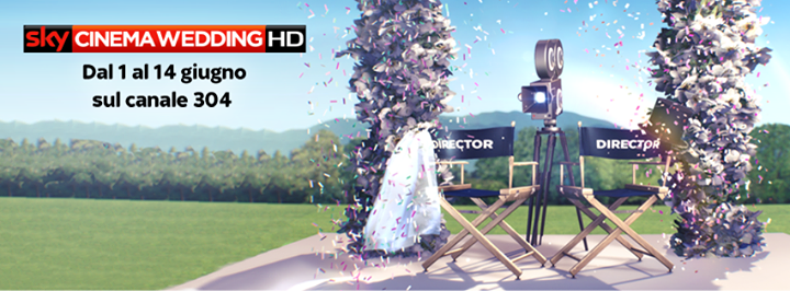 قناة Cinema Wedding جديد قمر Hot Bird 13B/13C/13D @ 13° East