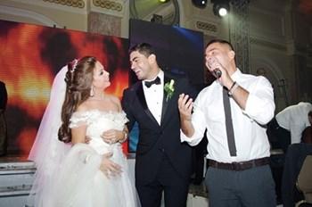 صور خالد سليم وزوجته , عمرو دياب يغني لخالد سليم