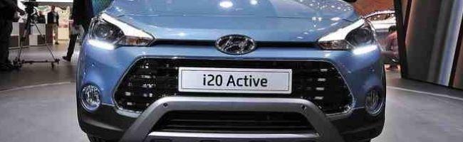 صور اسعار وموصفات سياره هيونداي I20 نسخة Active