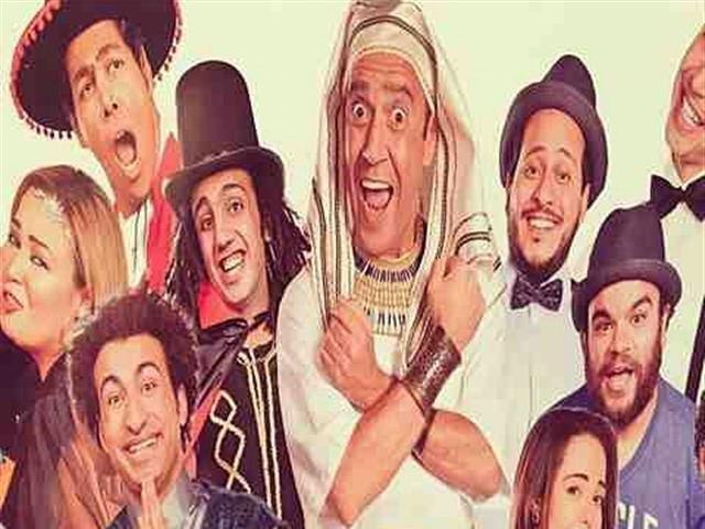 شاهد صور و أسماء أبطال مسرحية مسرح مصر على mbc مصر