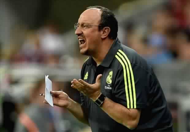 هل شخصية بينيتيز تأثير على أداء ريال مدريد السيء