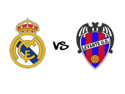 مشاهدة مباراة ريال مدريد وليفانتي السبت 6/4/2013 على الانترنت مجانا
