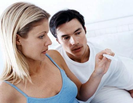 الرجل مسؤول عن حالات فشل حدوث الحمل بعد سنة كاملة من المعاشرة الزوجية الصحيحة