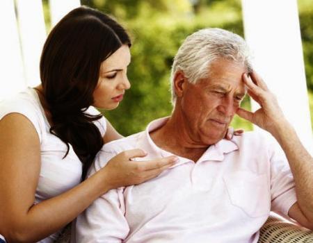 الضغط العصبي يعجل بإصابة كبار السن بالزهايمر