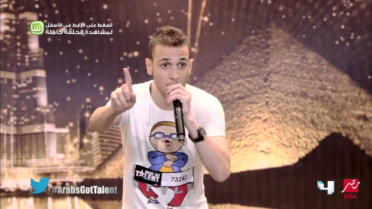 ������ ���� ����� ���- x - ���- ��� ��� ����� - Arabs Got Talent ����� 30-11-2013