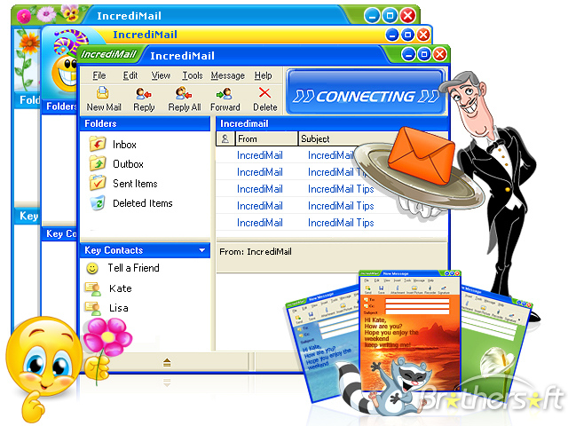 Download IncrediMail 2 6.39 Build 5260